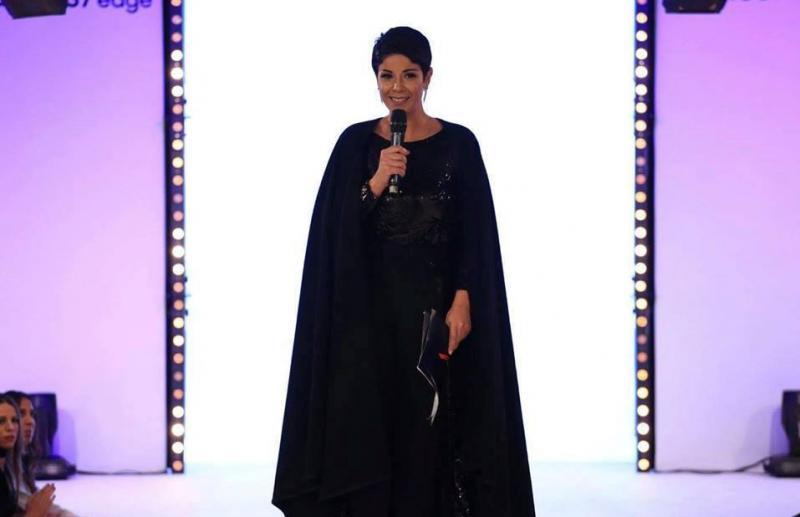 صورة بالصور: ليلى الحديوي تطلق تشكيلة عصرية بعيدة عن القفطان المغربي