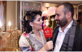 """بالفيديو.. زوج صونيا نگادي لـ""""غالية"""": صونيا هي حياتي"""