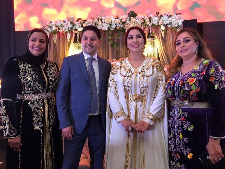 Photo of بالصور.. سعيدة شرف تبهر جمهورها في حفل خطوبتها
