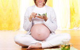 تجنبي تناول هذه الأعشاب خلال فترة الحمل
