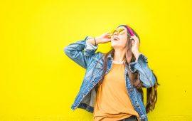 قوة اللون الأصفر وتأثيره على نفسيتك