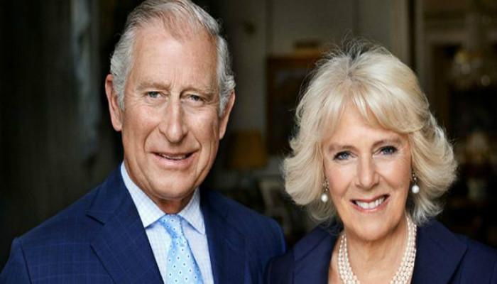 زوجة أمير بريطانيا بالقفطان المغربي التقليدي