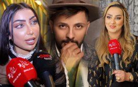 """بالفيديو.. دنيا بطمة لـ""""غالية"""": أغنية حاتم عمور زعزعاتني والداوية تنحماق عليها"""