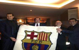 مراكش تحظى بشرف تنظيم المؤتمر الثامن للنوادي الفرنكفونية لمساندي فريق برشلونة