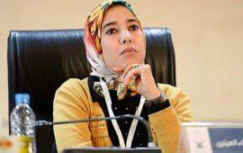 ماء العينين: لا أعتبر الحجاب ركنا من أركان الإسلام وشخصيات في الدولة دعمتني