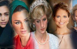 تعرفي على أشهر 5 أميرات بالعالم