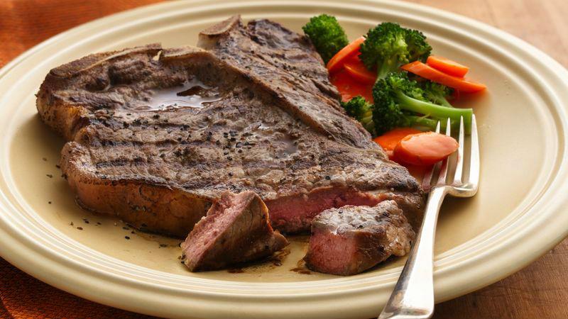 مطبخ غالية.. طريقة تحضير ستيك اللحم المشوي بالخضر
