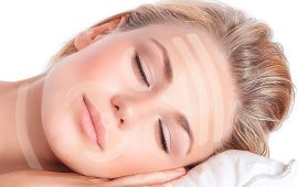 طريقة نومك تسبب لك التجاعيد المبكرة