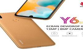 Huawei تصدر هاتفها الجديد Y6