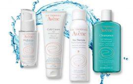 """مجموعة """"Avéne"""" تطلق منتجات خاصة بالبشرة الدهنية"""