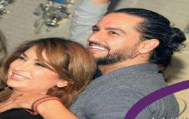 فيديو رومانسي للسورية ديما بياعة وزوجها المغربي
