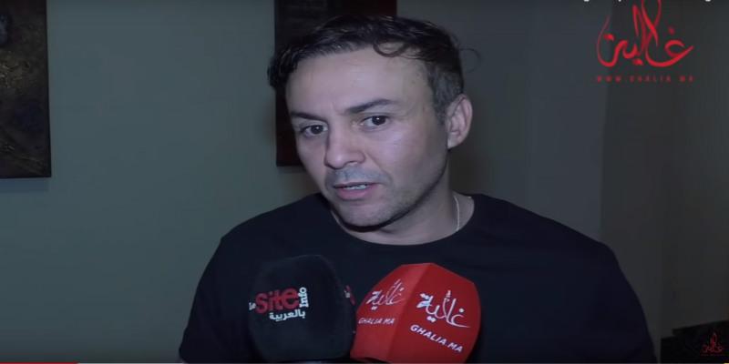 صورة حاتم إدار يحيي حفل إفتتاح الدورة الثالثة من مهرجان بوجديان بالعرائش