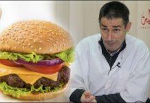 """بالفيديو.. أخصائي التغذية يشرح لـ""""غالية"""" مخاطر الوجبات السريعة وعلاقتها بالسمنة"""