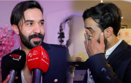 فيديو مثير.. مول البندير يبكي ويعاتب والده لهذا السبب