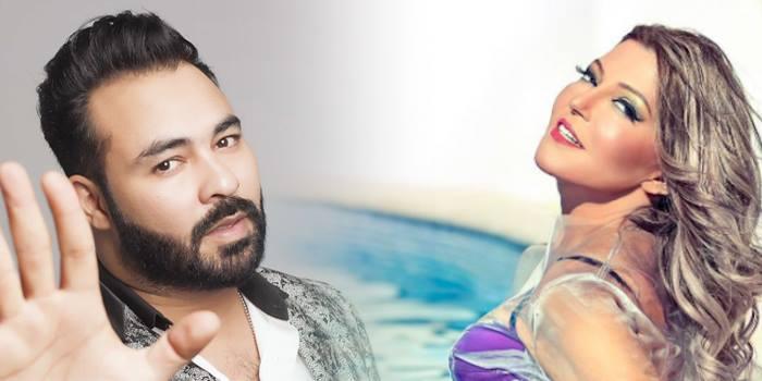 صورة ما الذي يجري بين سميرة سعيد وقادر الجابوني؟