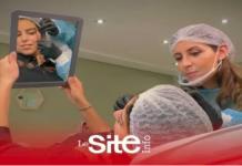 """بالفيديو.. افتتاح مركز """"brow"""" للتجميل بمدينة الدارالبيضاء"""