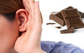 """لن تصدّقي علاقة الشوكولاتة بحاسّة """"السمع"""" لديك"""