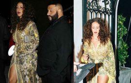 """""""غالية"""" تكشف تفاصيل حصرية لإرتداء زوجة """"dj خالد"""" القفطان المغربي"""