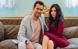إيمان الباني تدعم زوجها التركي بكلمات عربية رومانسية