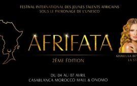 مهرجان AFRIFATA ملتقى المصممين الشباب من إفريقيا مع كبار المصممين العالميين