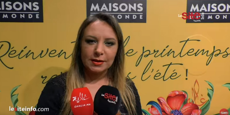 "متاجر ""Maisons du monde"" للأثاث تجدد رواقها المتميز بـ"" ماروكو مول"""