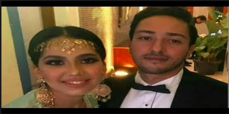 منال بنشليخة تنشر صورة حميمية لها مع وزوجها