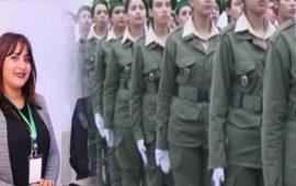 وزارة الداخلية تكشف عدد المتطوعات في الخدمة العسكرية