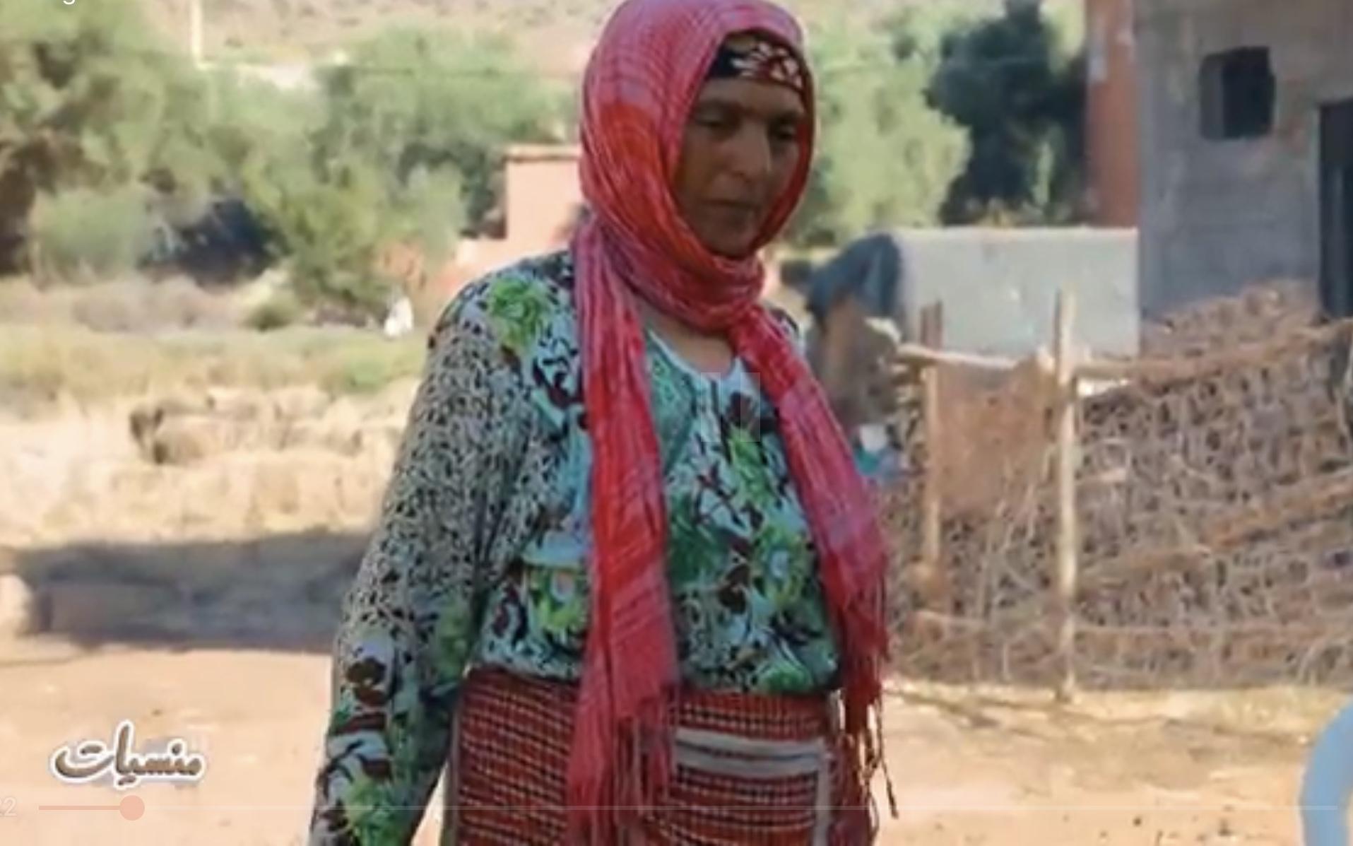 صورة منسيات- خالتي فاطنة.. نموذج المرأة القروية المجدة والمنسية في جبال الأطلس- فيديو