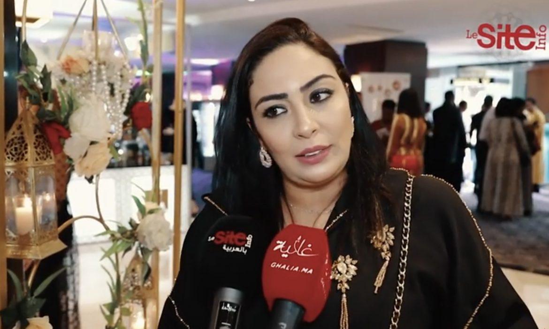 قفة رمضان- الممثلة حنان الإبراهيمي: كيعجبني نعرض على الناس فداري..وهذي هي طقوس رمضان فأمريكا- فيديو