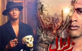 """محمد رمضان يُفزع متابعيه بعد سقوطه في كواليس """"زالزال"""""""