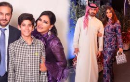 فيديو.. الدكتورة خلود تخطب إبن الفنانة أحلام لإبنتها