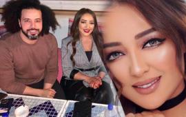 """بسبب زواجها من عبد الفتاح الجريني.. إعلامي """"ميدي1"""" يحرج جميلة البدوي"""