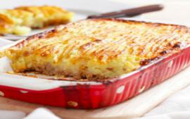 مطبخ غالية.. طريقة تحضير دوائر البطاطس بالبيشاميل