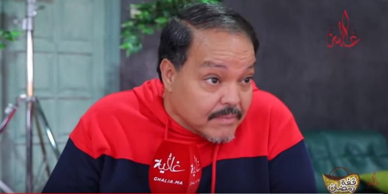 """صورة قفة رمضان.. عبد الله فركوس لـ""""غالية"""": الله يعز المرا.. ومابغيت نعرض على حدّ كل واحد يبقى فدارو"""""""