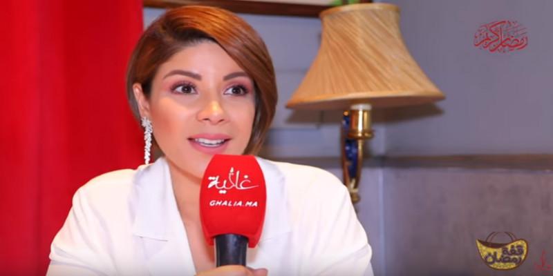 """Photo of ليلى الحديوي تستغل أزمة كورونا وتطلق تشكيلة خاصة بـ""""الكمامات"""" – صورة"""