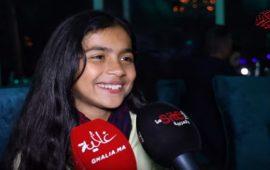 فيديو قفة رمضان- الممثلة الطفلة سلمى كمال: صمت يومان فرمضان..وأنا اللّي كنطيّب الشهيوات لماما