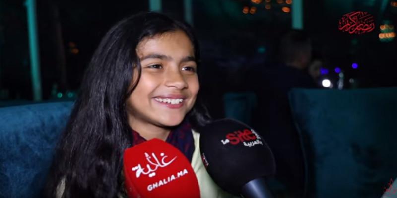 Photo of فيديو قفة رمضان- الممثلة الطفلة سلمى كمال: صمت يومان فرمضان..وأنا اللّي كنطيّب الشهيوات لماما