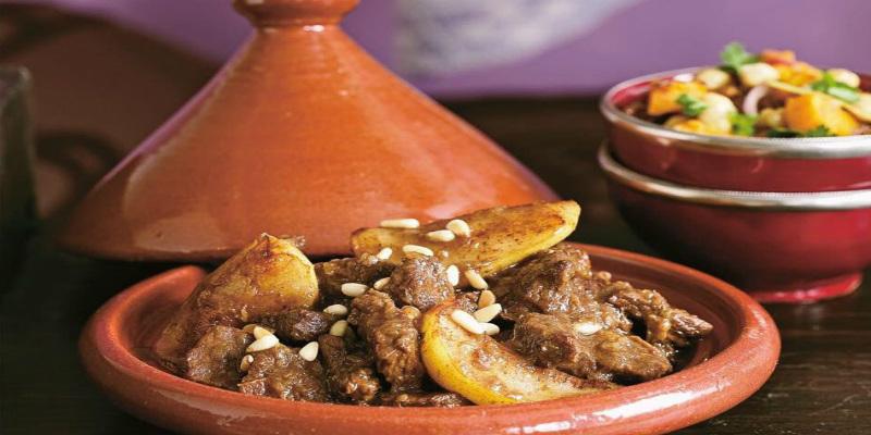 صورة تصنيف الطاجين المغربي ضمن أحسن 100 أكلة في العالم