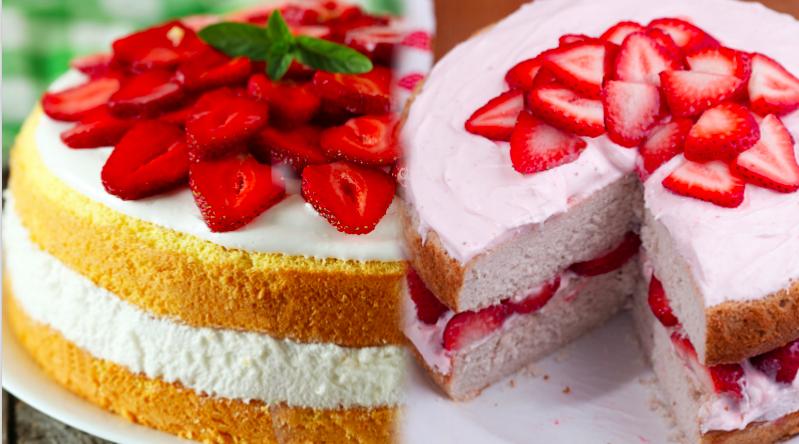 مطبخ غالية: طريقة تحضير طورطة عيد ميلاد