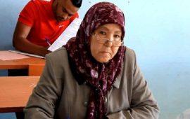 سيدة سبعينية تجتاز امتحانات البكالوريا في أصيلة