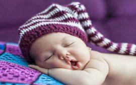 هكذا يساعد الضجيج رضيعك على النوم بسرعة