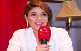 """ليلى الحديوي تصدم جمهورها بعرض أزياء """"غريب""""- فيديو"""