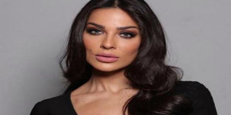 النجمة نادين نسيب تحلق شعرها تماما تضامنا مع مرضى السرطان