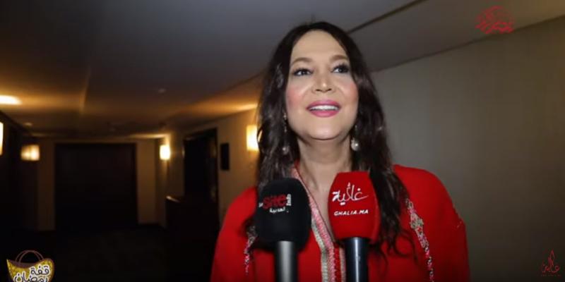 قفة رمضان- الراقصة نور: من نهار بدا رمضان وأنا فالعراضات.. وماكنشطحش فرمضان وكنلبس غير الجلالب- فيديو
