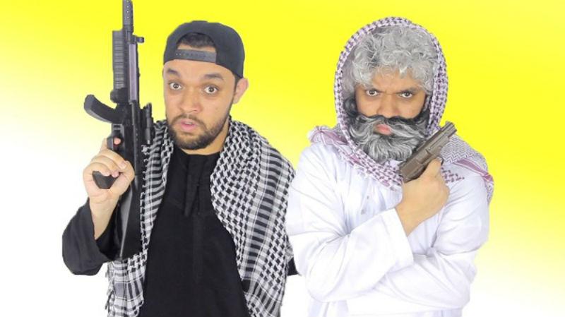 """صورة """"أورونج"""" متهمة بـ """"الإحالة على الإرهاب"""".. الممثل الشوبي: الدولة تحارب الإرهاب ولو بالضحك"""