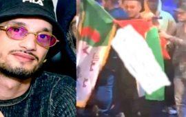 """بعد أزمته مع المغرب.. """"سولكينغ"""" يحتمي ببلده- صورة"""