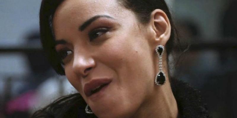 صورة بعد أسابيع من زفافها.. لبنى أبيضار تصدم جمهورها بهذا الخبر