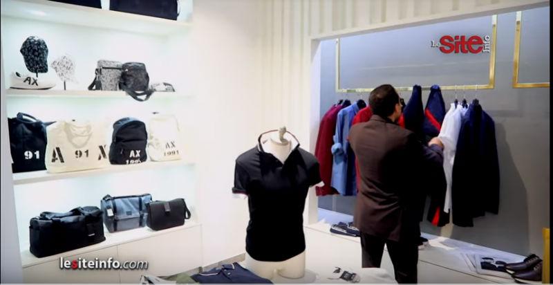 """مجموعة """"أكسال"""" تواصل تنميتها وتدشن أول متجر متعدد الماركات ..."""