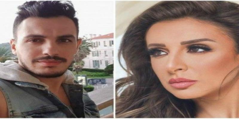 بعد خبر انفصالهما.. أول ظهور لأنغام مع زوجها من السعودية