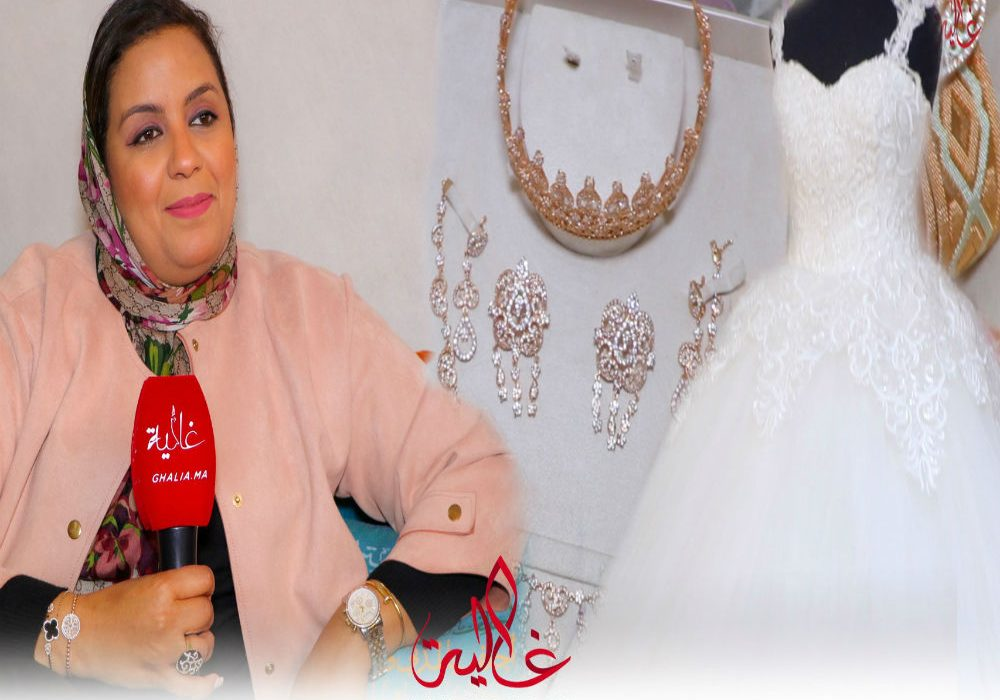 فيديو..  تشكيلة عروس صيف 2019 مع مصممة المشاهير سليمة مناني